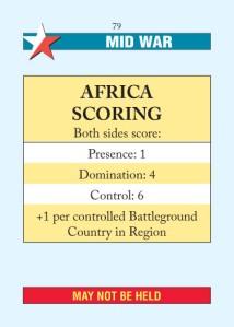 Africa Scoring