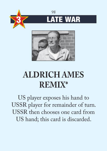 Aldrich Ames Remix