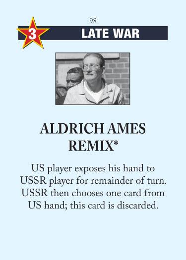 Aldrich Ames Remix
