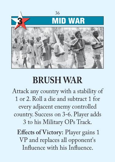 Brush War