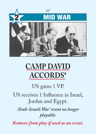 camp david accord Read cnn's camp david accords fast facts and learn more about the 1978 agreement between israel and egypt that was brokered by us president jimmy carter.