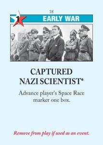 Captured Nazi Scientist