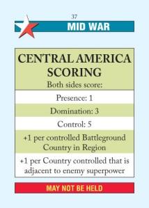 Central America Scoring