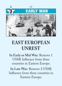 East European Unrest