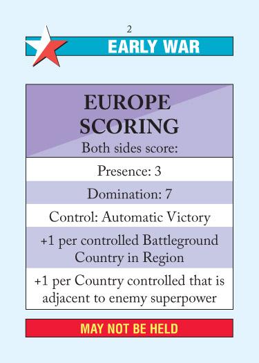 Europe Scoring