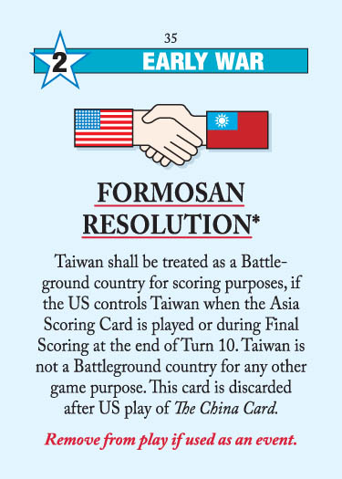 Formosan Resolution