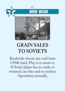 Grain Sales to Soviets