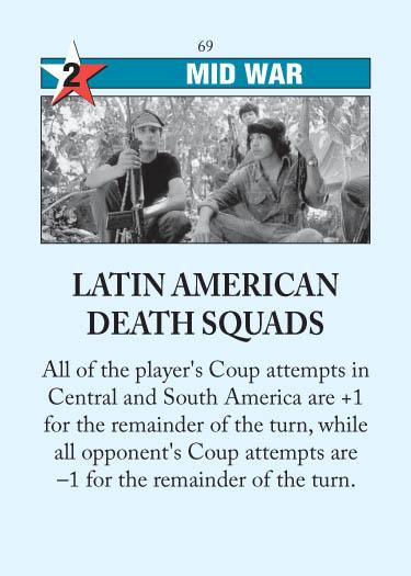 Latin American Death Squads