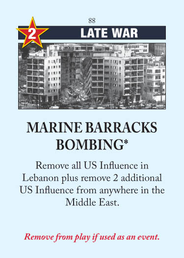 Marine Barracks Bombing