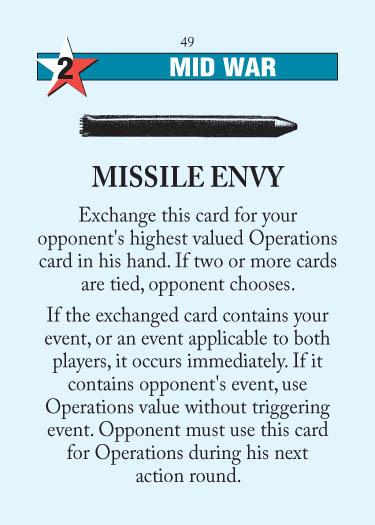 Missile Envy