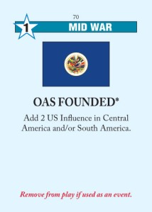 OAS Founded