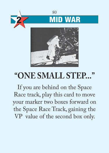 One Small Step...