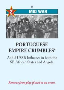 Portuguese Empire Crumbles