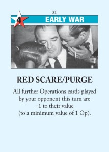 Red Scare/Purge