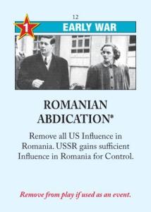 Romanian Abdication