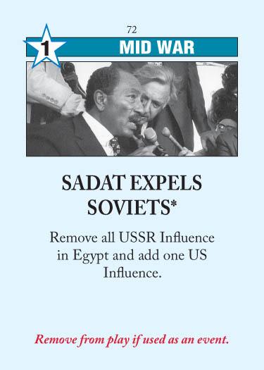 Sadat Expels Soviets