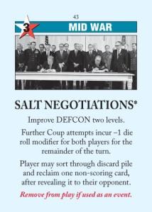 SALT Negotiations