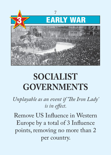 Socialist Governments