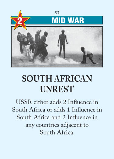 South African Unrest