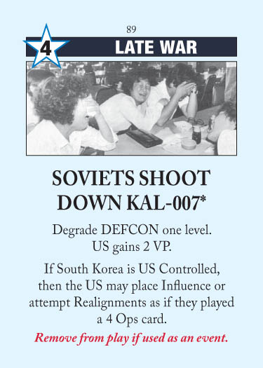 Soviets Shoot Down KAL-007