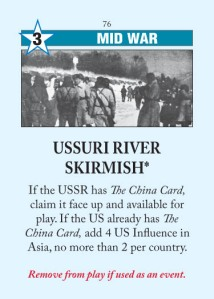Ussuri River Skirmish