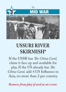 Ussuri River Skirmish