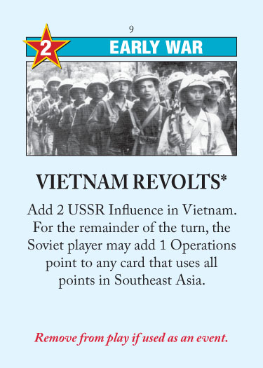 Vietnam Revolts