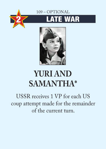 Yuri and Samantha